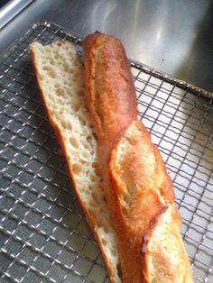 オートリーズで作る強力粉のフランスパン by つかけい [クックパッド] 簡単おいしいみんなのレシピが137万品
