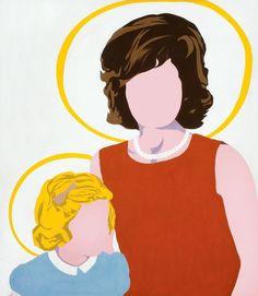 Madonna and Child, Allan D'Arcangelo