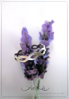Sterling Silver Celtic ring. #Kinkel #lavender #simplering #jewellery #capetown