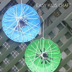 Paper Plate Spider Web & How to make a Paper Plate Jellyfish is another super easy craft idea ...
