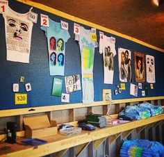 Lana Del Rey #Endless_Summer_Tour merchandise in the merch booth for tonight #LDR