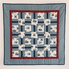 Baby Quilts SALE PRICE, Baby Quilts, Baby boy quilt, Pieced baby ... : baby boy quilts for sale - Adamdwight.com