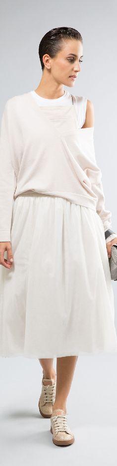 Brunello Cucinelli Spring 2015 Ready-to-Wear
