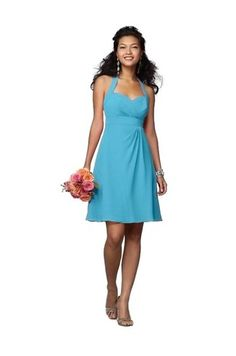 Shop Alfred Angelo Bridesmaid Dress - 7172 in Chiffon at Weddington Way. Find the perfect made-to-order bridesmaid dresses for your bridal party in your favorite color, style and fabric at Weddington Way.