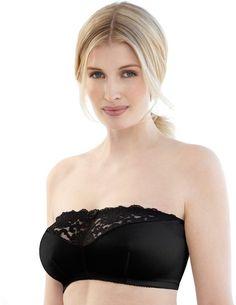 4ddcf37405 Glamorise Bra  Complete Comfort Strapless Bra 1800 - Women s