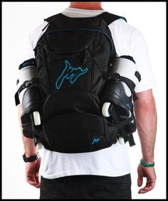 Jug [XL] 2011 Aggressive Inline Skate Backpack (Holds 1 Pair of Skates)