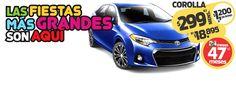 Ofertas por aquí, ofertas por allá www.calesatoyota.com Vehicles, Car, Sports, Hs Sports, Automobile, Sport, Autos, Cars, Vehicle