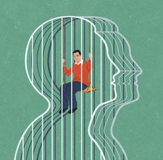 ☆ Guardian. Body and Mind being separate entities ..By Artist John Holcroft ☆