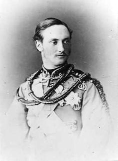 Frederick VIII (1843 – 1912) was King of the Kingdom of Denmark from 1906 to 1912. Frederick's parents were Prince Christian of Schleswig-Holstein-Sonderburg-Glücksburg & Louise of Hesse-Kassel. He was the second Danish monarch of the House of Glücksburg. Before his accession to the throne at age 63, he served as crown prince for 43 years. During the long reign of his father, King Christian IX, he was largely excluded from influence & political power.