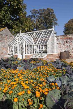 Avebury Manor Greenhouse by Alitex UK, via Flickr