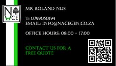 The back design of the Nacegen business card. Contact us to have your own unique business card designed for only $14   #business #businesscards #business_cards #it #design #graphics #graphicdesign #graphic_design #affordable_design