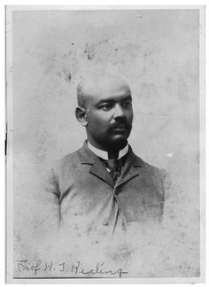 H.T. Kealing (1860 - 1918) was a principal, teacher, writer, editor, and distinguished Methodist Episcopal layman. He was among the first generation of blacks to attend school during the Reconstruction. Kealing Junior High School in Austin was named for him.