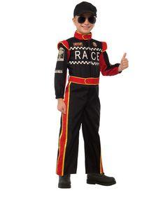 Look what I found on #zulily! Racecar Driver Dress-Up Set - Kids #zulilyfinds