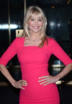 Christie Brinkley Heats Up 'The Today Show' in Hot Pink!