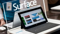 Microsoft reportedly working on 7-inch Surface tablet