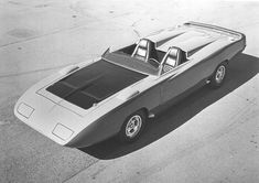 Dodge supercharger concept, 1969
