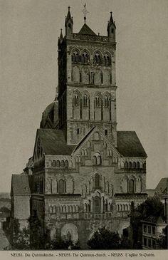 Quirinskirche, Neuss, Germany