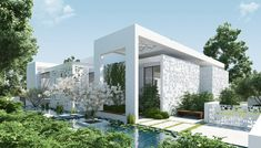 Beautiful Luxury House Design by Ando Studio