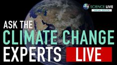 NASA Science Live: Connected by Earth Climate Change, Nasa, Science, Blue Bloods, Earth Day, Astronaut, Live, Mother Earth, Planets