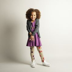 these leggings for kids are too cute...you get to choose what pattern each leg is!