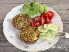 cuketa, recepty | Naničmama.sk Guacamole, Baked Potato, Food And Drink, Eggs, Baking, Breakfast, Ethnic Recipes, Style, Morning Coffee