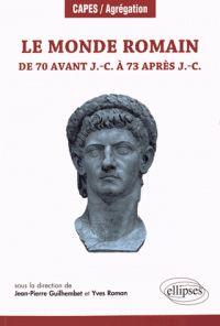 Le monde romain de 70 avant J.-C. à 73 après J.-C. http://catalogues-bu.univ-lemans.fr/flora_umaine/jsp/index_view_direct_anonymous.jsp?PPN=181885204