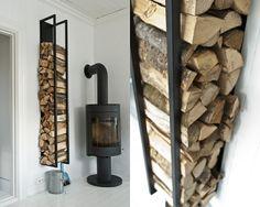 Firewood holder - Nikki