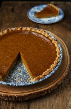 Rich Spiced Pumpkin Pie (dairy-free) | Jamie Oliver #pie #thanksgiving #pumpkin