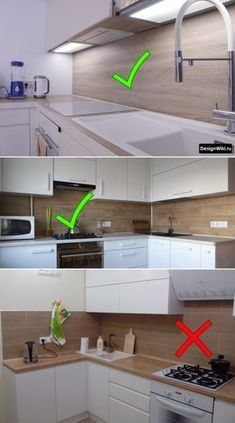 The correct way of lighting is to produce indirect light. This is the Best demon… in 202 The correct way of lighting is to produce indirect light. Kitchen Layout Plans, Kitchen Pantry Design, Modern Kitchen Design, Home Decor Kitchen, Interior Design Kitchen, Kitchen Planning, Modern Kitchen Cabinets, Room Kitchen, Home Room Design