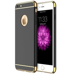 Husa de protectie Luxury Ultra-Thin pentru iPhone 6 / iPhone 6s, Black Black Queen, Iphone 6, Luxury, Too Skinny