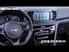 Riview New kia sportage 2016