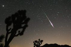 Looking for Perseids in the Coachella Valley