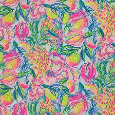 Lilly Pulitzer print Mermaid in the Shade Lilly prints