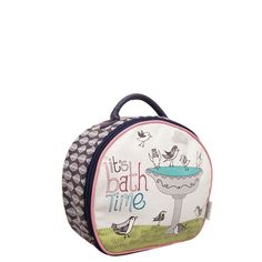 Wagtail vanity wash case | Little Moose | Cute bags, gifts, toys, jewellery and accessories from independent designers and famous brands