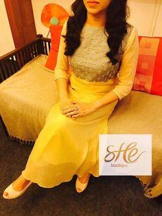 kurti Salwar Neck Designs, Churidar Designs, Dress Neck Designs, Kurta Designs Women, Blouse Designs, Kurtha Designs, Indian Designer Suits, Indian Suits, Designer Anarkali Dresses