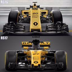 Técnica F1: Análisis técnico del Renault RS17: rompiendo esquemas