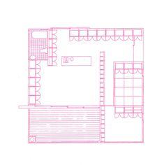 Furniture house of Shigeru Ban