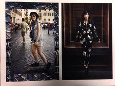 Redazionale Compagnia Italiana by Scuola Romana di Fotografia  #editorials #photo #compagniaitaliana #fashion #mood #street