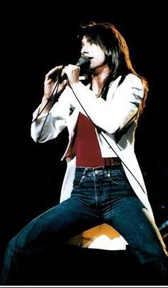 singer, steve perry, clothes, star, concert