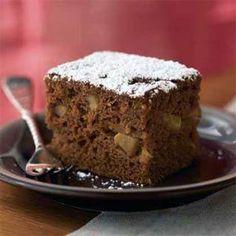 Apple Spice Cake   MyRecipes.com