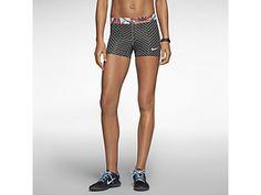 "Nike Pro Core 3"" Zigzag Women's Shorts"
