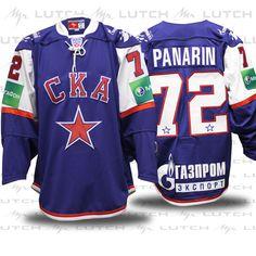 100%™ KHL St. Petersburg SKA. Artemy Panarin Ilya Kovalchuk 5df488c37a6