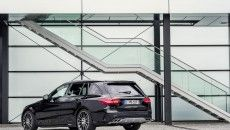 Mercedes-Benz C 450 4MATIC AMG, Locales, exterior: negro obsidiana