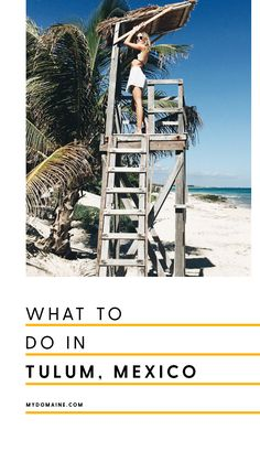 How to See the Best of Tulum, Mexico's Chicest Beach Town Tulum Mexico, Top Travel Destinations, European Vacation, Beach Town, Weekend Trips, Oh The Places You'll Go, Travel Guides, Spring Break, North America
