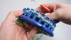 This video will show you how to loom knit a mitten on a 24 peg round loom. Are you on Facebook? Find me here: https://www.facebook.com/TheMomWriter/ My Insta...