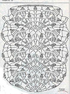 Blouse Crochet- long sleeve easy standard Yarn step by step here Bruna mavic Crochet Unicorn Blanket, Crochet Lace Scarf, Crochet Lace Edging, Crochet Chart, Irish Crochet, Crochet Doilies, Crochet Stitches Patterns, Crochet Designs, Stitch Patterns