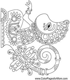 Cat Coloring Page Printable Book Pages Animal Rescue Charity Pets Gifts For Her Meow Kitty Fundraiser Furbabies Print