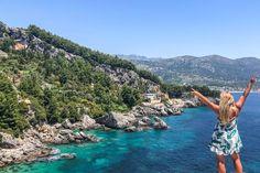 Visit Albania, Albania Travel, Modern Beach Decor, English Castles, National Parks, National Trust, Clearwater Beach, Luxor Egypt, Beach Town