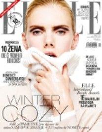 Work (cover Elle Serbia)