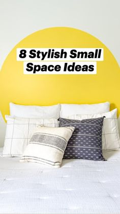 Small Apartment Living, Small Space Living, Small Apartments, Small Spaces, Affordable Home Decor, Cheap Home Decor, Indoor Places, Apartment Checklist, Small Bathroom Storage